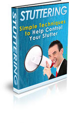 Stuttering Simple Techniques to Help Control Your Stutter