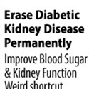 How To Improve Diabetic Kidney Disease: High Converting Offer