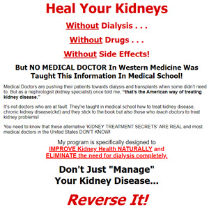 Kidney Damage Causes and Treatments