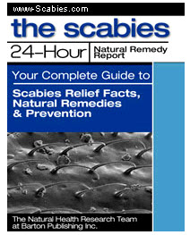 The Scabies Natural Remedy