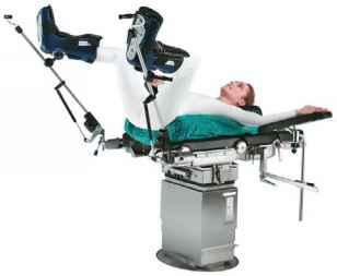 Lithotomy Position Operation Theatre