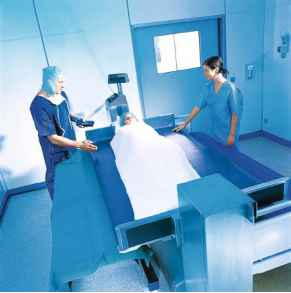 Operating Room Patient Position Table