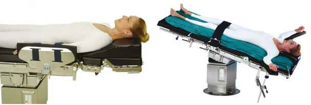 Supine position - Surgical Applications - European Medical ...